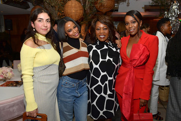 Alfre Woodard Vanity Fair And Lancôme Toast Women In Hollywood In Los Angeles