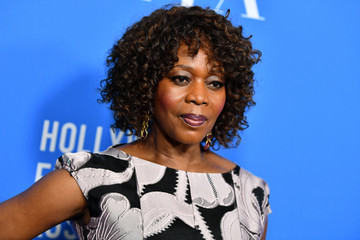 Alfre Woodard Hollywood Foreign Press Association's Grants Banquet - Arrivals
