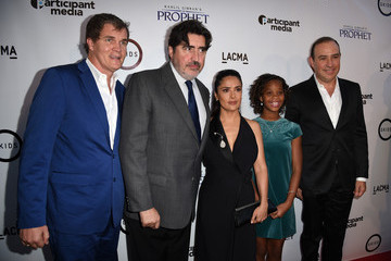 Alfred Molina Guests Attend a Screening of GKIDS' 'Kahlil Gibran's The Prophet'