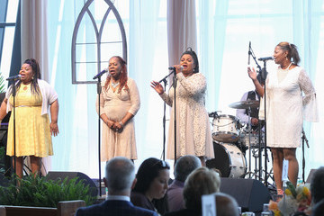 Alfreda McCrary The Country Music Hall of Fame and Museum Presents Easter Brunch With The McCrary Sisters