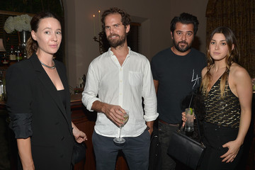 Ali Fatourechi Marisa Tomei and Kelly Connor Host a Dinner Celebrating Co Denim Avec Francois Girbaud