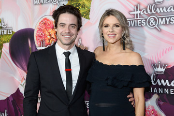 Ali Fedotowsky Hallmark Channel and Hallmark Movies and Mysteries Winter 2018 TCA Press Tour - Red Carpet