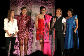 Ali Krieger Fifth Annual InStyle Awards - Inside
