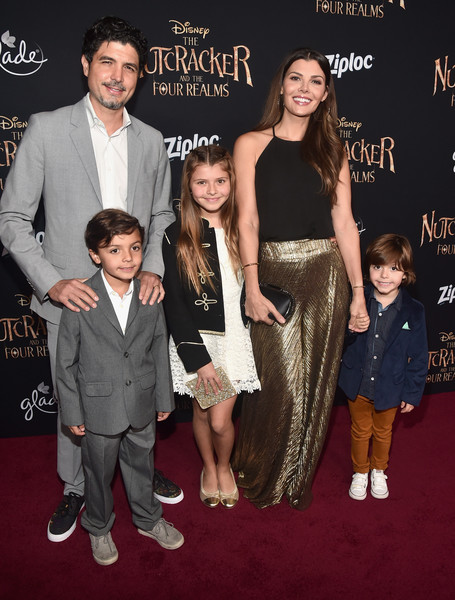 Stars Of Disney's 'The Nutcracker And The Four Realms' Attend The World Premiere At Hollywood's El Capitan Theatre