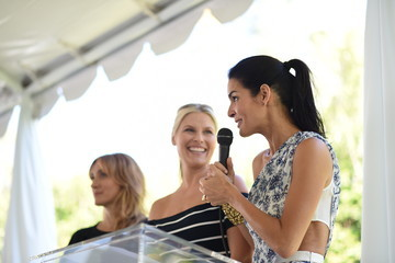 Ali Larter Tea Party to Support the Charlotte and Gwenyth Gray Foundation to Cure Batten Disease
