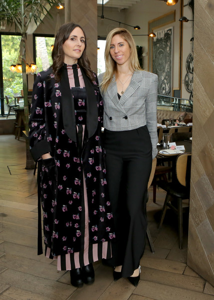 Norah Restaurant Hosts CFDA Fashion Trust 'A Toast To Stylists' Pre-Oscar Brunch Hosted By British Vogue's Tania Fares