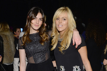 Ali Lohan Nicole Miller - Front Row - Mercedes-Benz Fashion Week Fall 2014