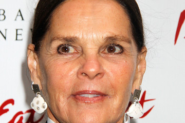 "Ali MacGraw ""I'll Eat You Last"" Opening Night"