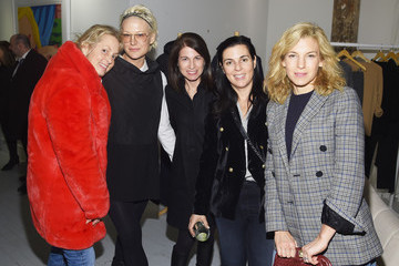 Ali Wentworth Amy Schumer & Leesa Evans Host Le Cloud Launch Event With Saks OFF 5TH