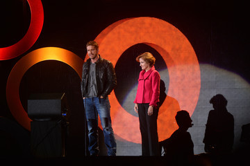 Alice Albright 2013 Global Citizen Festival in Central Park To End Extreme Poverty - Show