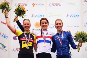 Alice Barnes British Cycling National Road Championships 2015 - Road Race