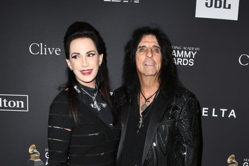Alice Cooper The Recording Academy And Clive Davis' 2019 Pre-GRAMMY Gala - Arrivals