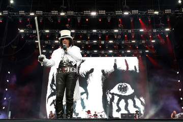 Alice Cooper Fire Fight Australia Bushfire Relief Concert