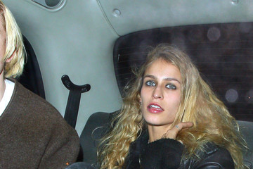 Alice Dellal Celebrity Sightings In London - November 12, 2013