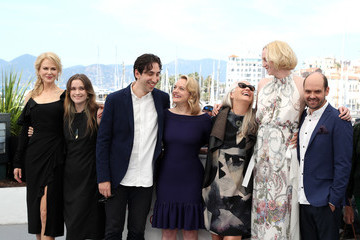 Alice Englert Top Of The Lake: China Girl' Photocall at the 70th Annual Cannes Film Festival