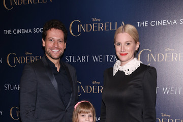 Alice Evans 'Cinderella' Screening in NYC