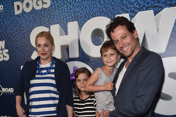 Alice Evans Premiere Of Global Road Entertainment's 'Show Dogs' - Red Carpet