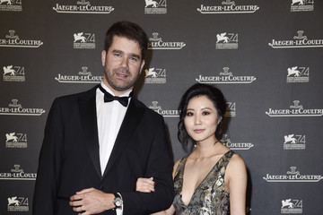 Alice Gao Jaeger-LeCoultre Hosts Gala Dinner at Arsenale in Venice: Arrivals - 74th Venice International Film Festival