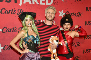 Alice Greczyn Stars Attend Just Jared's 7th Annual Halloween Party
