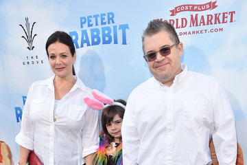 Alice Oswalt Premiere of Columbia Pictures' 'Peter Rabbit' - Red Carpet
