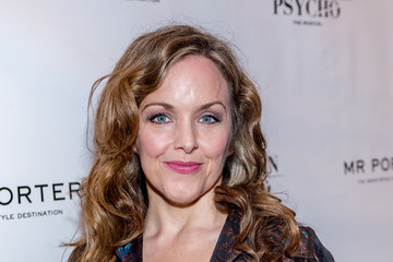 Alice Ripley 'American Psycho' Broadway Opening Night - After Party