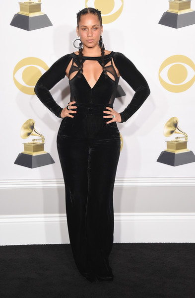 60th-annual-grammy-awards-press-room