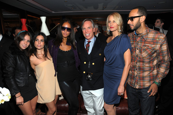 b082974c Tommy Hilfiger Celebrates Fifth Avenue Global Flagship Opening - Inside