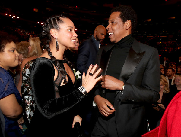 60th Annual GRAMMY Awards - Roaming Show
