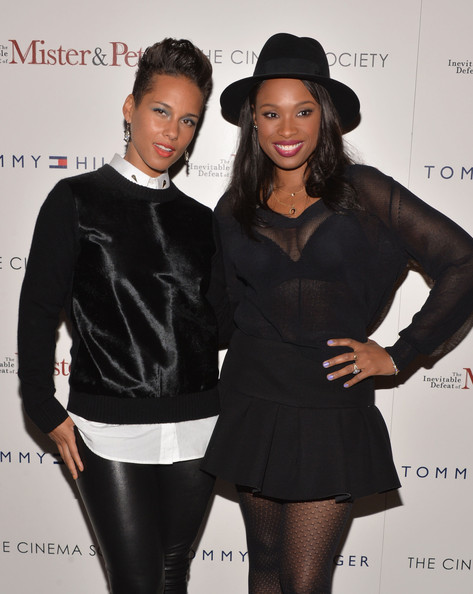 Alicia keys and jennifer hudson photos photos the inevitable the inevitable defeat of mister and pete screening m4hsunfo