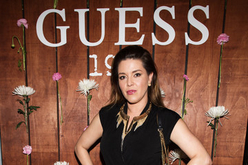 Alicia Machado GUESS 1981 Fragrance Launch
