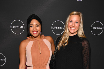 Alicia Quarles Lifetime Hosts Cocktails and a Conversation to Celebrate the Premiere of 'American Beauty Star'