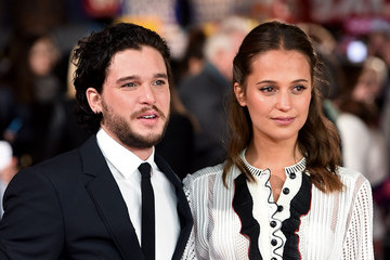 Alicia Vikander 'Testament of Youth' Premieres in London