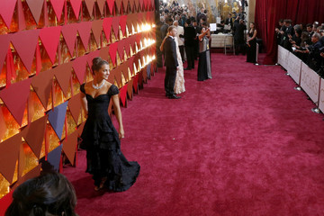 Alicia Vikander 89th Annual Academy Awards - Red Carpet
