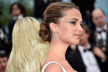 "Alicia Vikander ""Macbeth"" Premiere - The 68th Annual Cannes Film Festival"