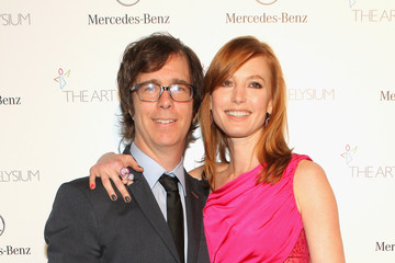 Alicia Witt Ben Folds The Art of Elysium's 7th Annual HEAVEN Gala Presented by Mercedes-Benz - Red Carpet