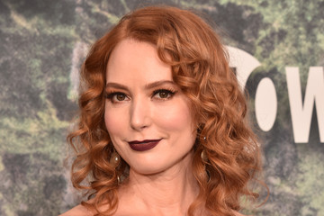 Alicia Witt Premiere of Showtime's 'Twin Peaks'- Arrivals