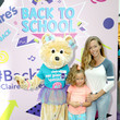 Alijah Mary Baskett Claire's Back To School Bash
