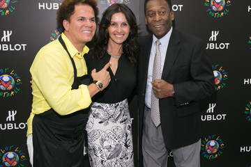 Alina Shriver 'Hublot Loves Football' Kickoff in Miami