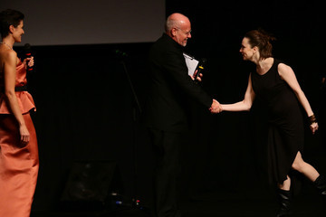 Aliona Polunina Official Award Ceremony - The 8th Rome Film Festival