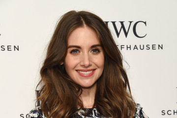 Alison Brie IWC Schaffhausen Third Annual 'For The Love Of Cinema' Gala - Arrivals