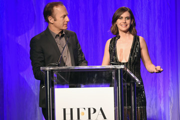 Alison Brie Hollywood Foreign Press Association's Grants Banquet - Show