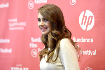 """Alison Brie """"Sleeping With Other People"""" - Arrivals - Premiere - 2015 Sundance Film Festival"""