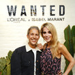 Alison Brod L'Oreal Paris And Isabel Marant Celebrate The Launch Of The Most Wanted Makeup Collection