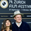 Alison Dickey 'The Sisters Brothers' Premiere - 14th Zurich Film Festival