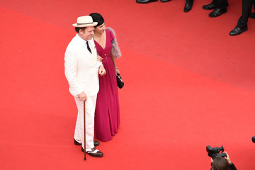 "Alison Dickey Closing Ceremony And ""Le Glace Et Le Ciel"" Premiere - The 68th Annual Cannes Film Festival"