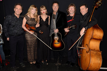 Alison Krauss Backstage at the 47th Annual CMA Awards