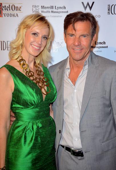Los Angeles Confidential Magazine's Annual Men's Issue Cover Party With Dennis Quaid