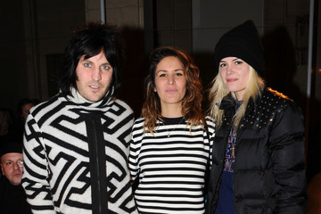 Alison Mosshart Day 3 - Front Row - LFW FW15