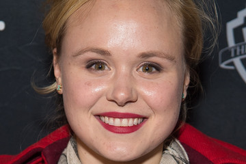 Alison Pill 'Misery' Broadway Opening Night - Arrivals And Curtain Call