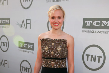 Alison Pill 42nd AFI Life Achievement Award Honoring Jane Fonda - Red Carpet